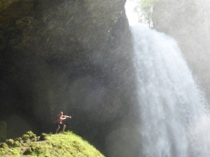 Moul Falls, Canada - June 2015