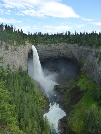 Helmcken Falls, Canada - June 2015